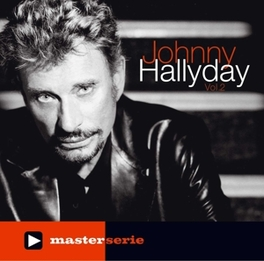 MASTER SERIE VOL.2 JOHNNY HALLYDAY, CD