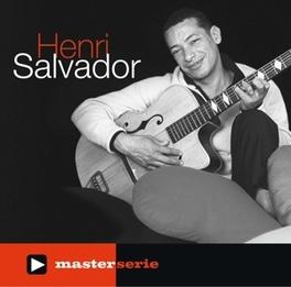 MASTER SERIE EDITION 2009 HENRI SALVADOR, CD