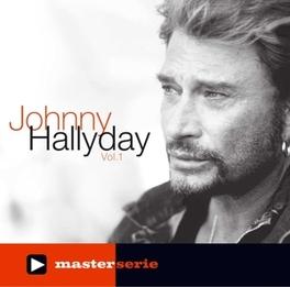 MASTER SERIE VOL.1 EDITION 2009 Audio CD, JOHNNY HALLYDAY, CD