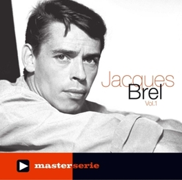 MASTER SERIE VOL.1 EDITION 2009 Audio CD, JACQUES BREL, CD
