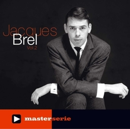 MASTER SERIE VOL.2 EDITION 2009 Audio CD, JACQUES BREL, CD