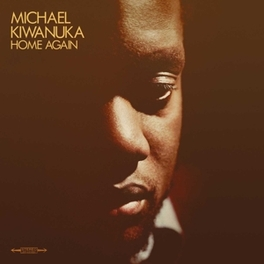 HOME AGAIN MICHAEL KIWANUKA, LP