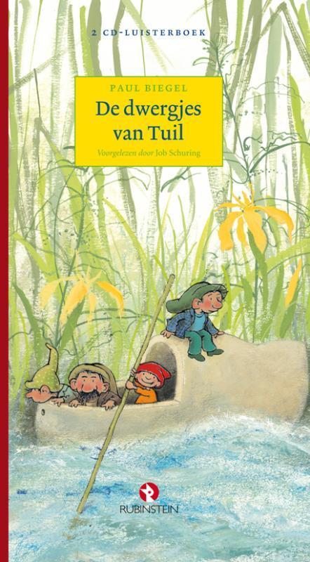 De dwergjes van Tuil PAUL BIEGEL luisterboek, Biegel, Paul, Luisterboek