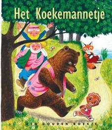 Het koekemannetje GOUDEN BOEKJES SERIE Gouden Boekjes, Nolte, Nancy, onb.uitv.