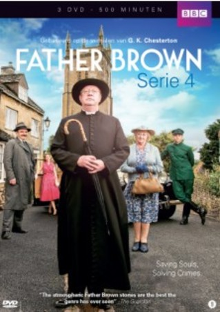 Father Brown - Seizoen 4, (DVD) CAST: MARK WILLIAMS, SORCHA CUSACK
