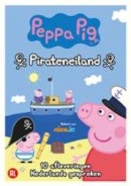 Peppa Pig - Pirateneiland, (DVD) DVDNL