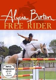 FREE RIDER ALYCIA BURTON. DOCUMENTARY, DVD
