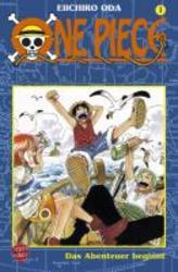 One Piece 01. Das Abenteuer...