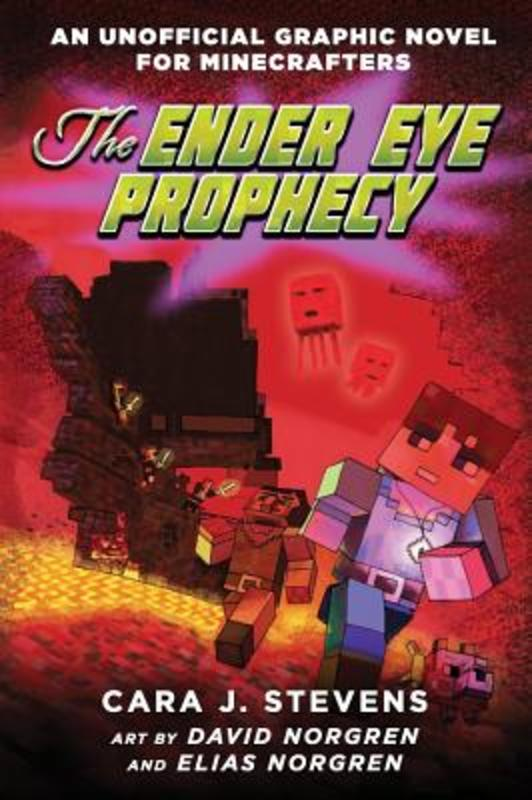 The Ender Eye Prophecy Cara J. Stevens, Paperback
