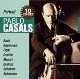 GREAT CELLO PLAYER Audio CD, PABLO CASALS, CD