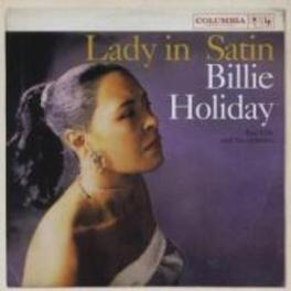 LADY IN SATIN Audio CD, BILLIE HOLIDAY, CD