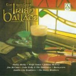 VERY BEST OF IRISH.. PADDY REILLY/WOLFE TONES/JOLLY BEGGARMEN/A.O. V/A, CD