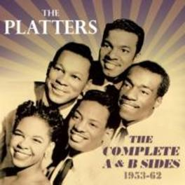 COMPLETE A & B SIDES.. .. 1953-62 PLATTERS, CD