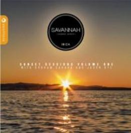 SAVANNAH IBIZA SUNSET SESSION VOL.1 WITH GRAHAM SAHARA & JASON BYE V/A, CD