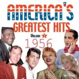 AMERICAS GREATEST HITS 56 .. 1956, W/ TENNESSEE ERNIE FORD, DEAN MARTIN, PLATTERS V/A, CD