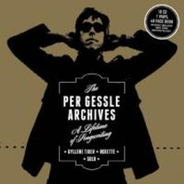 ARCHIVES -CD+LP- 10CD + LP PER GESSLE, CD
