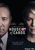 House of cards - Seizoen 4, (DVD)