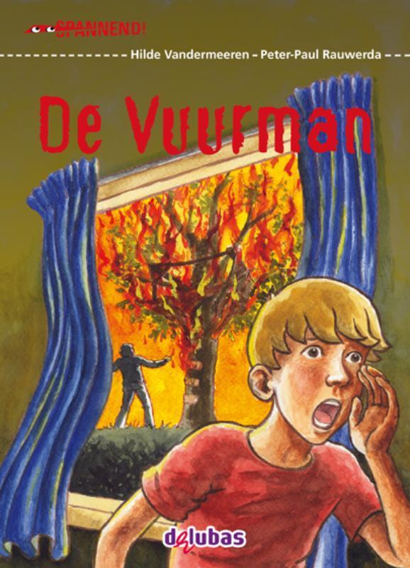 De Vuurman Spannend, Hilde Vandermeeren, Hardcover