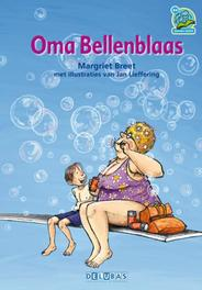 Oma Bellenblaas samenleesboek AVI E4, Margriet Breet, Hardcover