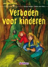 Verboden voor kinderen Sunny Jansen, Hardcover