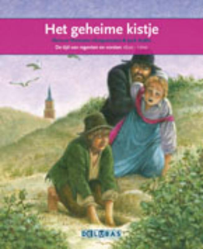 Het geheime kistje: De Republiek Marianne Hoogstraten, Hardcover