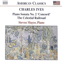 CONCORD SONATE STEVEN MAYER C. IVES, CD