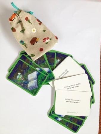 Krachtkaartjes - Verhalen voor gevoelige oortjes (Katrien Benaets)