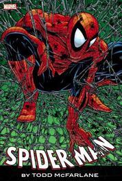 Spider-man By Todd Mcfarlane Omnibus Todd, McFarlane, Hardcover
