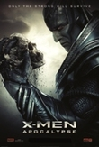 X-men - Apocalypse, (Blu-Ray)