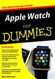 Apple Watch voor Dummies