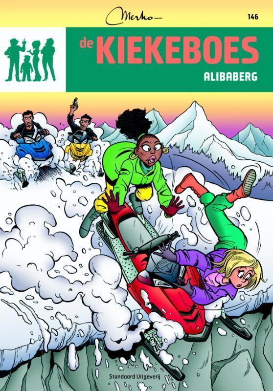 Alibaberg KIEKEBOES DE, Merho, Paperback