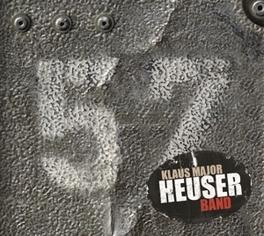 57 HEUSER, KLAUS -BAND-, CD