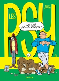 PSY 21. IK VOEL ME BETER ! PSY, Cauvin, Raoul, Paperback