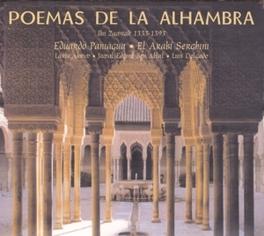 POEMES DE LA ALHAMBRA W/EL ARABI SERGHINI Audio CD, EDUARDO PANIAGUA, CD
