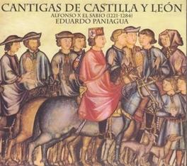 CANTIGAS DE CASTILLA Y LE W/GRUPO DE MUSICA ANTIGUA, EDUARDO PANIAGUA ALFONSO X -EL SABIO-, CD