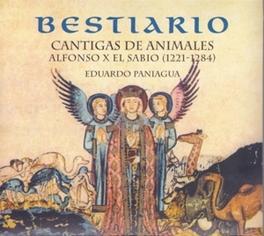BESTIARIO Audio CD, EDUARDO PANIAGUA, CD