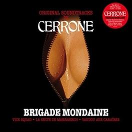 BRIGADE -LP+CD- 3LP + 3CD CERRONE, Vinyl LP