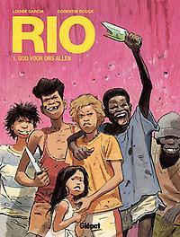 RIO 01. GOD VOOR ONS ALLEN 1/4 RIO, Rouge, Corentin, Paperback