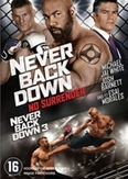 Never back down - No...