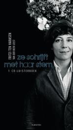 Ze schrijft mer haar stem FRITZI TEN HARMSEN VAN DER BEEK (2010) 1 CD luisterboek Fritzi ten Harmsen van der Beek leest, Fritzi Harmsen van der Beek, Book, misc