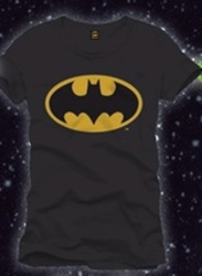Batman - T-Shirt - Logo - S