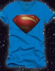 Man of steel - T-Shirt -...