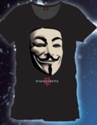 V for vendetta - T-Shirt -...