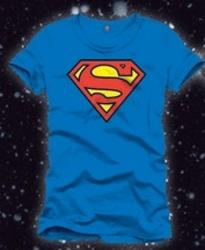 Superman - T-Shirt - Logo - XL