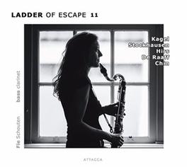 LADDER OF ESCAPE NO.11 .. NO.11 FIE SCHOUTEN, CD
