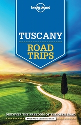 Lonely Planet Tuscany Road...