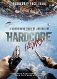 Hardcore Henry, (Blu-Ray)