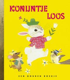 Konijntje Loos GOUDEN BOEKJES SERIE Gouden Boekjes, Learnard, Rachel, Book, misc