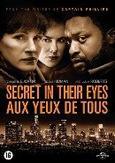 Secret in their eyes, (DVD)