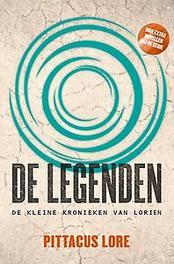De legenden. Lore, Pittacus, Paperback